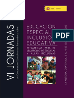 Estrategias Para Desarrollar Aulas Inclusivas