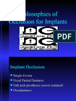 implant  occlusion ppt4314