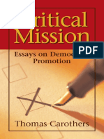 Critical Mission
