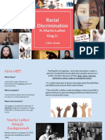 revision profile- racial discrimination   1
