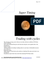 Walker, Myles Wilson - Super Timing Trading With Cycles (2003)