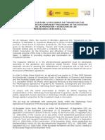 Fundo Tecnológico de I+D+i - INVEST IN SPAIN