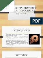 Corpus Hipocratico y Clinica Hipocratica