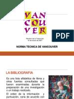 Norma de Vancouver