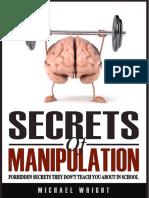 Secrets of Manipulation_ Forbid - Michael Wright