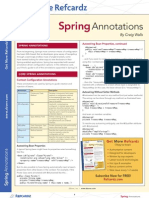 Spring Annotations