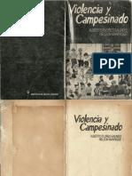 Alberto Flores Galindo; Nelson Manrique_Violencia y Campesinado_Instituto de Apoyo Agrario