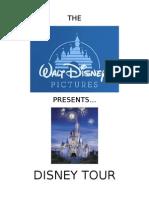 Disney Tour. Gt2 Legacy