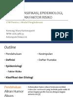 Ltm 2 Definisi Faktor Risiko Klasifikasi Dan Etiologi Glaukoma