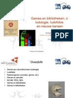 Games en bibliotheken