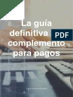 Ekomercio Guia Definitiva Complemento Pagos