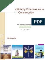 Contabilidad y Finanzas - Sesion 1