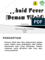 Penyuluhan-Demam Tifoid Agus Fengky Fulih w