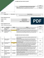 Conference Program Guide