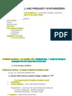 ECE 104 - Chapter 3 - Oscillator