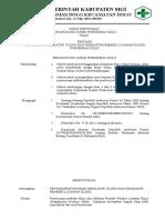 75. Penyusunan Indikator Klinis Dan Indikator Pemberi Layanan Klinis