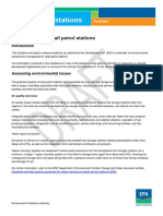 11117 Planning Petrolstations