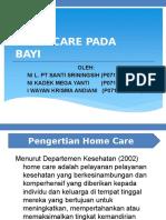 Home Care Pada Bayi