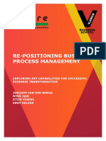Business Transformation - Repositioning BPM PDF