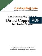 David Copperfield Sample
