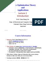 NCTU_cvx_Lecture 1