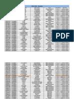 CHSL 2016 Schedule