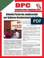 DPC 7 - Boletin del Dpto. de Prensa y Comunicaciones de la CGTP - 20 de mayo 2017