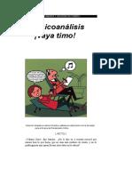 El Psicoanalisis - Vaya timo