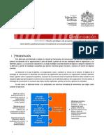 Diseño Estratégico de Proyectos Corporativos de Comunicación.