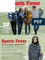EB117 Sports Fever 32 Crochet & Knit Project to Cheer Your Team
