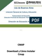 CMAP Descargar e Instalar en La PC