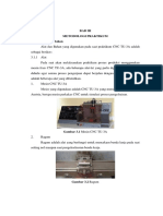 Bab III Metotologi Praktikum CNC TU 3A