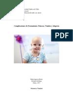 Alopecia y Vómitos-Seminario OPR