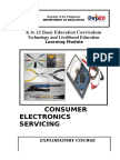 k to 12 Electronics Learning Module (1)