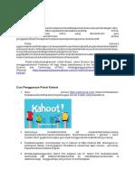Portal Kahoot