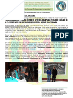 Nota de Prensa Nº 141 19may2017