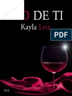 Kayla Leiz - Sed de Ti