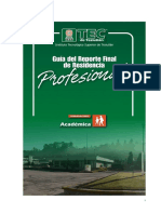 Guía de Residencia Profesional Junio 16