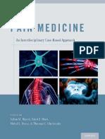 2015 Pain Medicine - An Interdisciplinary Case-Based Approach