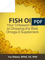 Fish Oil Report