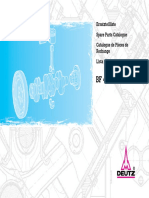 Deutz Engine Spare Parts Catalog 3