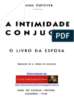 Pierre Dufoyer_A Intimidade Conjugal_O Livro Da Esposa_reformatado