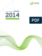 Eltek Annual Report 2014 PDF