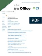 Ambienteoffice.com.Br-Manipulação de Texto - Excel