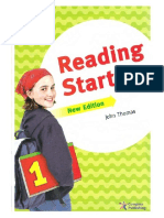 Reading Starter 1 -NEW Edition