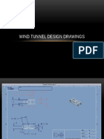 Wind Tunnel Design Drawings