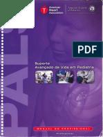PALS - Suporte Avançado de Vida em Pediatria, 2011.pdf