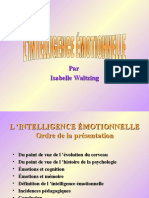 Intelligence Émotionnelle Scinetifique OK