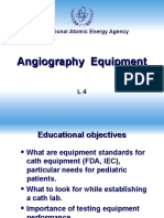 Angiography Equipment