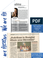 AIESEC in Austria - Example of Newspaper Articles 0910